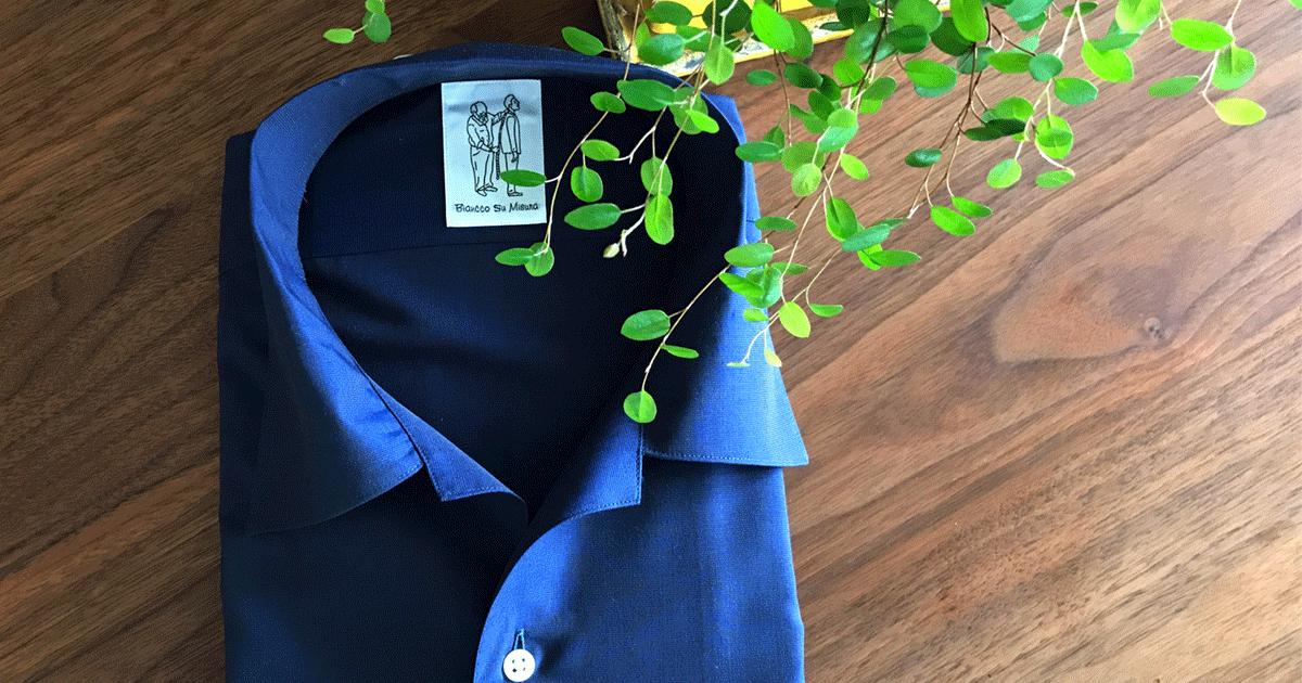開襟シャツのススメ